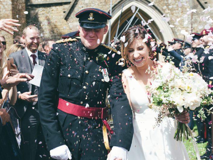 Ted and Rowena Wedding