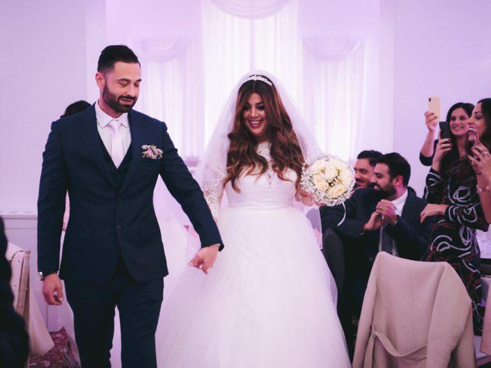 Mas and Jonathan Wedding