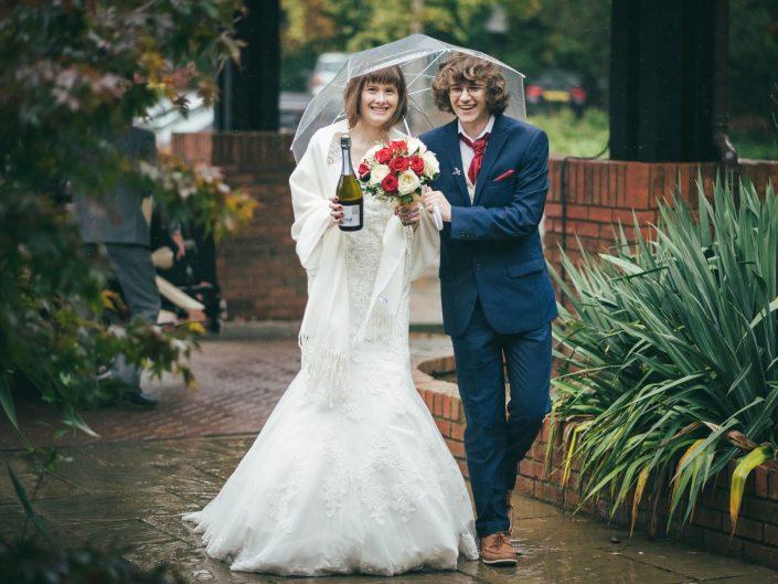 Charlotte and Luke Wedding